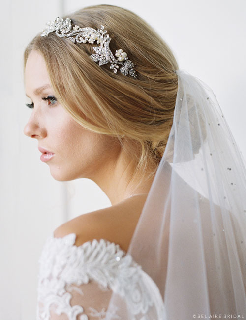 Bel Aire Wedding Veils