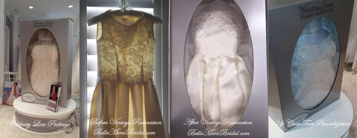wedding gown preservation - Wedding Decor Ideas